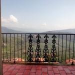 terrazza e panorama