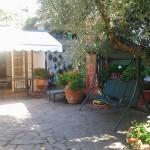 giardino ing depandance e casa